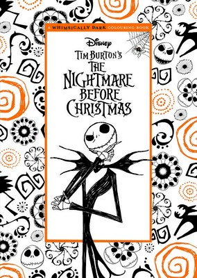 The Nightmare Before Christmas: Colouring Book (Disney)