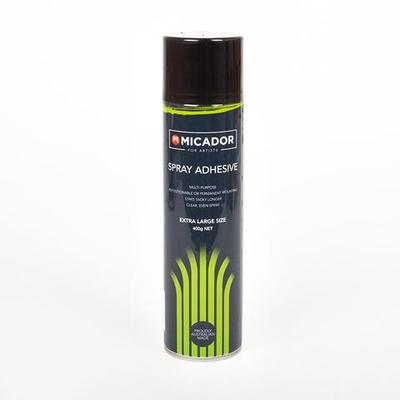 Large micador for artists spray adhesive 450g 480x480