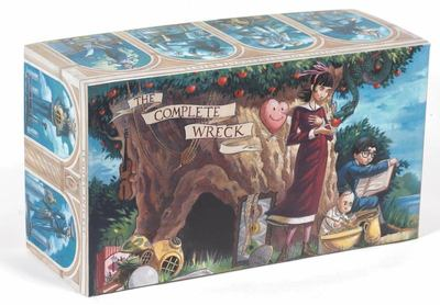 A Series of Unfortunate Events: The Complete Wreck (Box Set)
