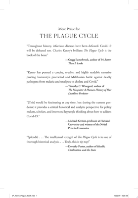 The Plague Cycle - The Unending War Between Humanity and Infectious Disease