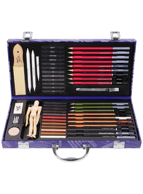 Signature Drawing and Illustration Set 52pc MMGS0022