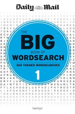 Big Book of Wordsearch - 300 Themed Wordsearches