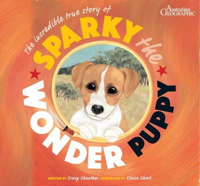 Sparky the Wonder Puppy