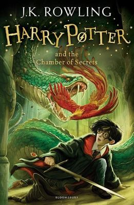 Harry Potter and the Chamber of Secrets (#2 Harry Potter)