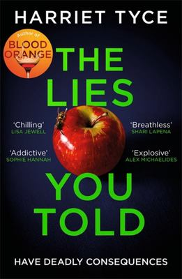 The Lies You Told - From the Sunday Times Bestselling Author of Blood Orange