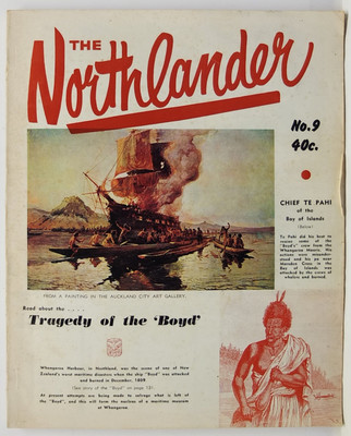 The Northlander No. 9
