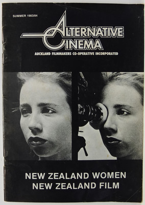Alternative Cinema Vol. 11 no. 4 Summer 1983/4