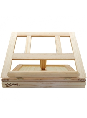 Table Easel with Drawer - Pine MEA0023