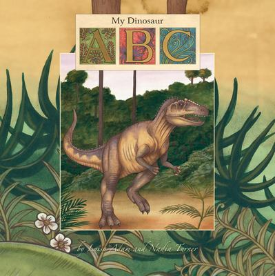 My Dinosaur ABC - PB