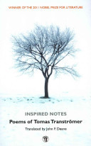Inspired Notes - Poems of Tomas Tranströmer