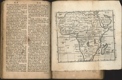 A Geographical Dictionary: Second Edition (1691)
