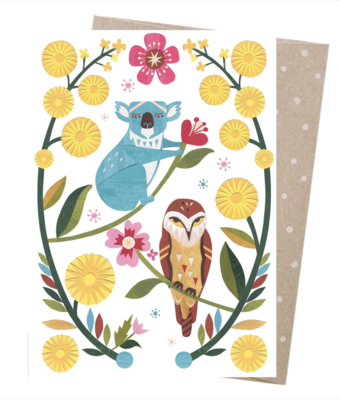 Assorted Card Pack - Woodland Dreaming