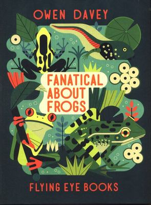 Fanatical About Frogs (HB)