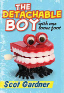 Detachable Boy with One Loose Foot