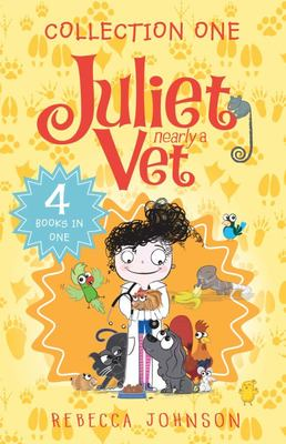 Juliet, Nearly a Vet Collection One (Bind-Up #1-4)