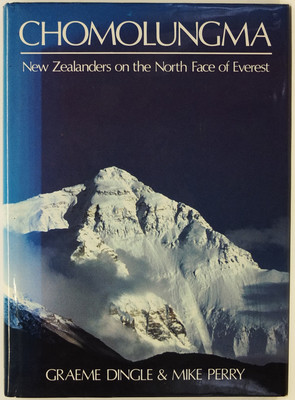 Chomolungma - New Zealanders on the North Face of Everest