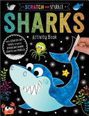 Scratch and Sparkle Sharks Activity Book
