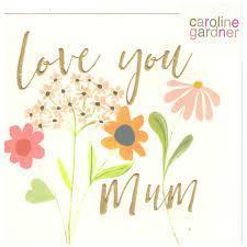 Large love you mum