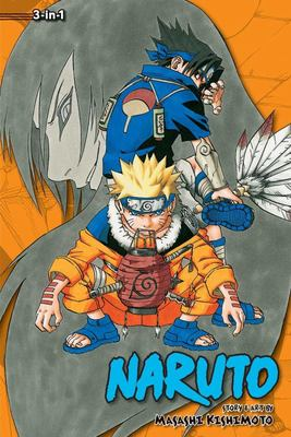 Naruto (3-In-1) Vol. 3 (7, 8, 9)