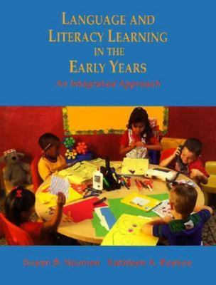 Language and Literacy Learning in the Early Years - An Integrated Approach