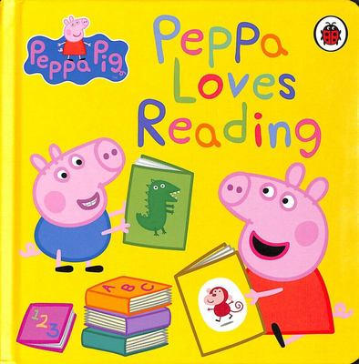 Peppa Loves Reading (Peppa Pig)