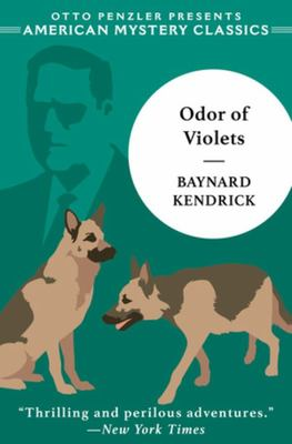 Odor of Violets - A Duncan Maclain Mystery