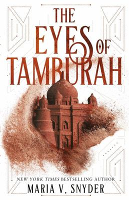 The Eyes of Tamburah (#1 Archives of the Invisible Sword)
