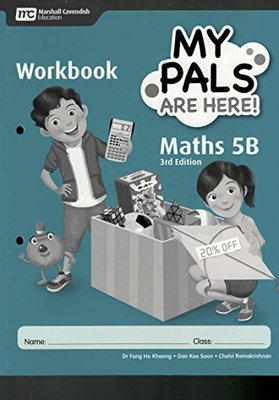 My Pals Are Here Maths Workbook 5B (3E)