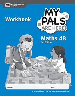My Pals Are Here Maths Workbook 4B (3E)