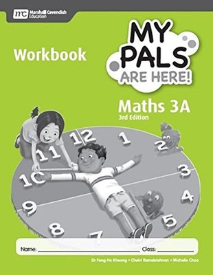 My Pals Are Here Maths Workbook 3A (3E)