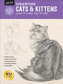 Drawing Cats & Kittens : Learn to Draw Step by Step