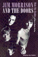 Jim Morrison and the Doors - Ride the Snake - 50 Years of Classic Writing