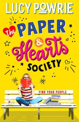 The Paper and Hearts Society (#1)