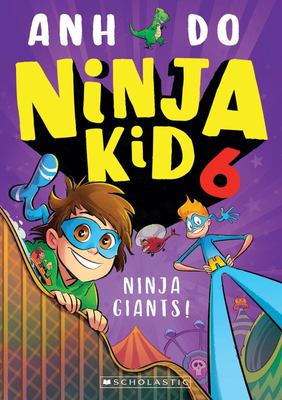 Ninja Giants (#6 Ninja Kid)