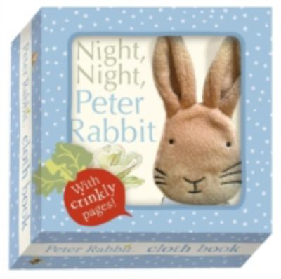 Night Night Peter Rabbit (Cloth Book)