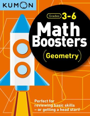 Math Boosters Geometry - Grades 3-6