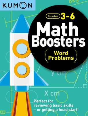 Math Boosters Word Problems - Grades 3-6
