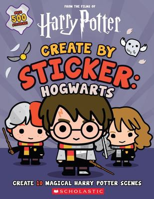 Harry Potter: Create by Sticker: Hogwarts