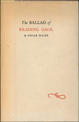 The Ballad of Reading Gaol (Caxton Press)