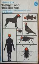Homepage maleny bookshop instinct and intelligence  the behaviour of animals and man