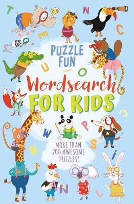Wordsearch for Kids (Puzzle Fun)