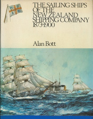 The Sailing Ships of the New Zealand Shipping Company, 1873-1900