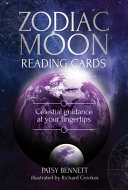 Zodiac Moon Reading Cards - Celestial Guidance at Your Fingertips