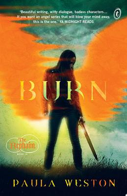 Burn (The Rephaim #4)