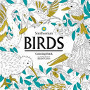 Birds: a Smithsonian Coloring Book