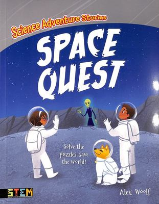 Space Quest (Science Adventure Stories)