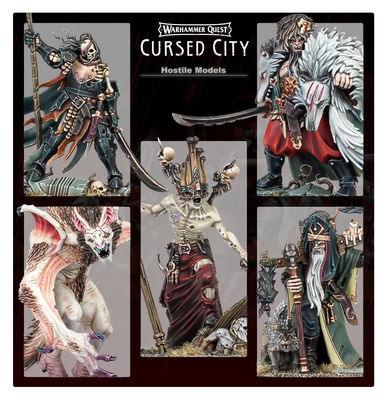 WQ-05 Warhammer Quest : Cursed City