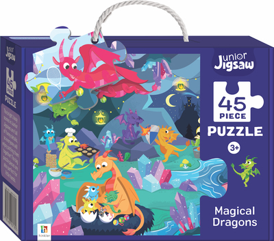 Magical Dragons 45pc Junior Jigsaw