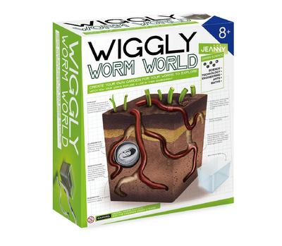 Wiggly Worm World Kit