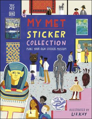 My Met Sticker Collection - Make Your Own Sticker Museum